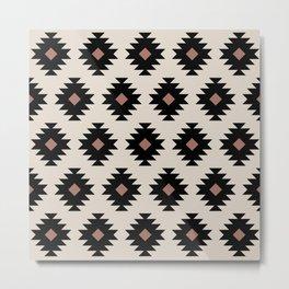 Southwestern Pattern 478 Metal Print