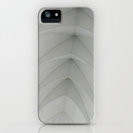 Vaulted iPhone Case