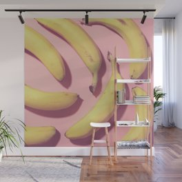 #01#Bananas together Wall Mural