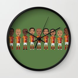 Galatasaray 2013 Wall Clock