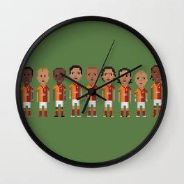 Galatasaray 2013 Wall Clock