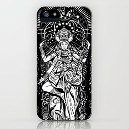 Deva iPhone Case