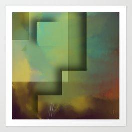 Reality Recursion: #002 Art Print