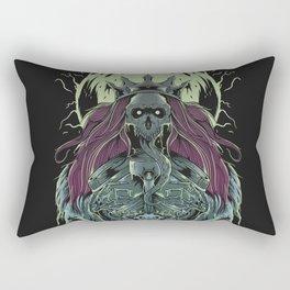 King of machine Rectangular Pillow