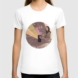 high into the sky T-shirt
