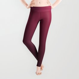 DARK PERSONALITY - Minimal Plain Soft Mood Color Blend Prints Leggings