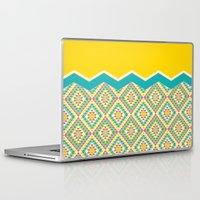 southwest Laptop & iPad Skins featuring Southwest by Jacqueline Maldonado