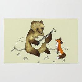 Bear & Fox Rug