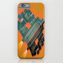 Voyage To the Sun iPhone Case