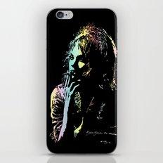 Girl Smoking iPhone & iPod Skin