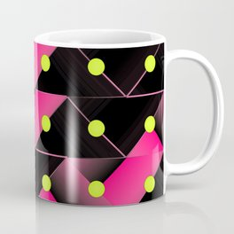 Geometric abstract Coffee Mug