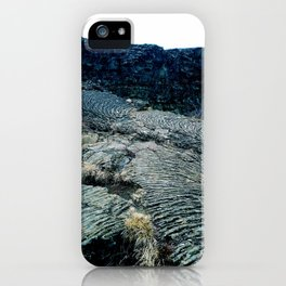 Iced Lava iPhone Case