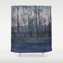 Unknown Land Shower Curtain