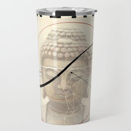 Be Here Now Travel Mug