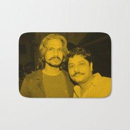 Vijay Raj & Ravi Gossain - Celebrity Bath Mat