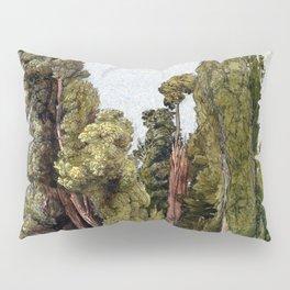 Samuel Palmer Cypresses in Tivoli Pillow Sham