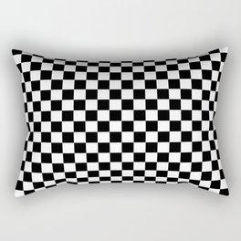 Chessboard 24x24 Rectangular Pillow