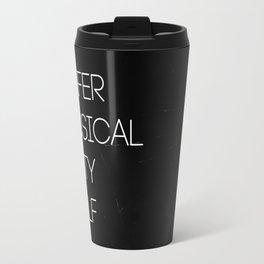 Classical Beauty Travel Mug