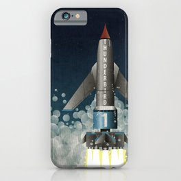 Thunderbird 1 iPhone Case