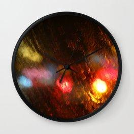Rainy DayZ 31 Wall Clock