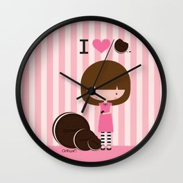 I love cookies... who doesn't? Wall Clock