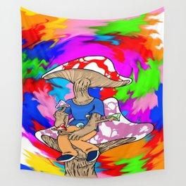 Feelin' Shroomish! Wall Tapestry