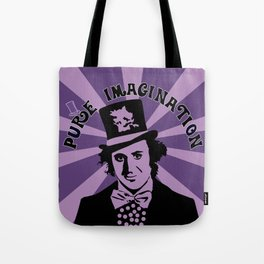 Willy Wonka's Pure Imagination Tote Bag