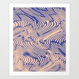 Use Water For Ritual Art Print