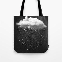 Let It Fall III Tote Bag