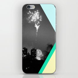Fireworks iPhone Skin