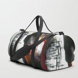 Blood Problems Duffle Bag