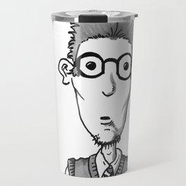 Nerdy #1 Travel Mug