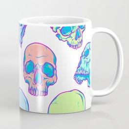 Colored skulls Coffee Mug