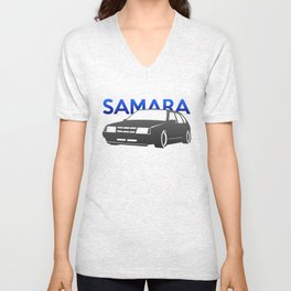 Lada Samara Unisex V-Neck