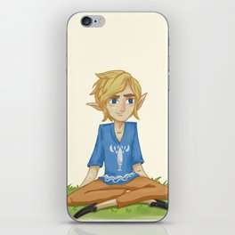 Young Link WW iPhone Skin
