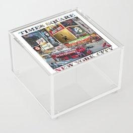Times Square II Acrylic Box