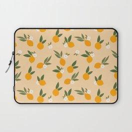 Cute Oranges Laptop Sleeve
