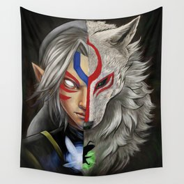 The Gods Within Wall Tapestry