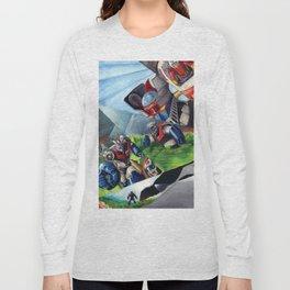Mazinger Z Long Sleeve T-shirt