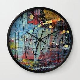 heart mat Wall Clock