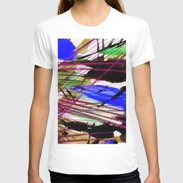 Abstract Joy 3H by Kathy Morton Stanion T-shirt