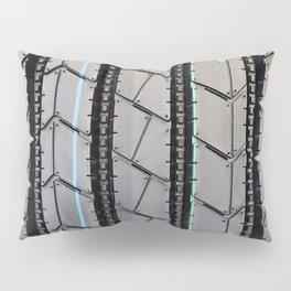 Tread pattern truck tire Pillow Sham