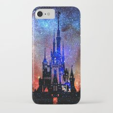 Fantasy Disney. Nebulae iPhone 7 Slim Case