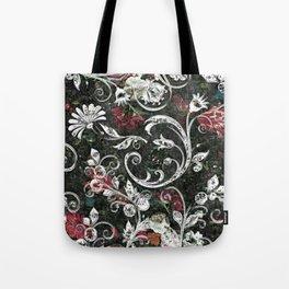 Baroque Bling Tote Bag