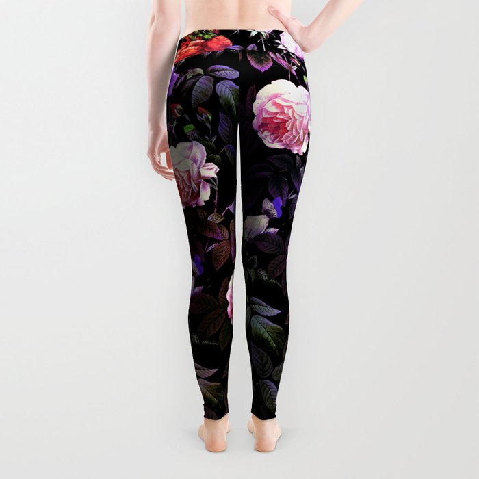 Night Forest III Leggings