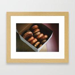 Dozen Framed Art Print