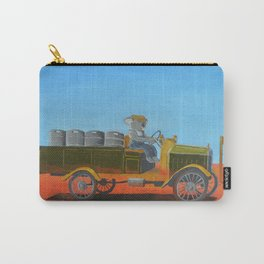 Aussie Beer Truck Carry-All Pouch