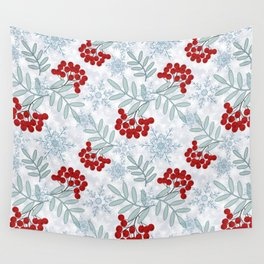 Christmas pattern.2 Wall Tapestry