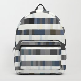 Bach Invention (Shades of Grey) Backpack