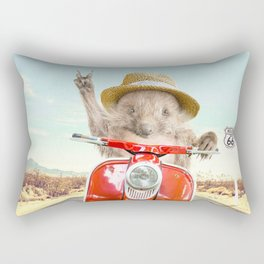 VITO VIAGGI Rectangular Pillow